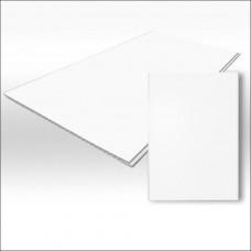"""Панель ПВХ """"Белая матовая"""" (250 мм), 2.7м"""
