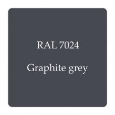 Рейка потолочная Cesal 7024 Графит